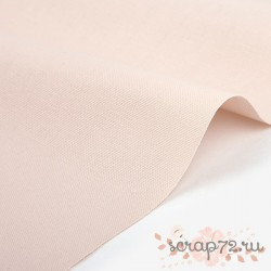 Хлопок Dailylike 284 Natural beige (оксф), отрез 49*45см