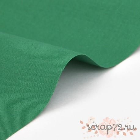 Хлопок Dailylike 445 Dazzling green, отрез 55*45см