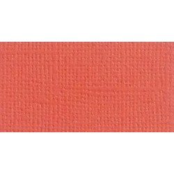 Кардсток текстурированный Светло-коралловый, 30,5*30,5 см, 216 гр/м
