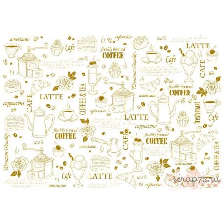 Пленка для шейкеров, разделителей - Our CAFE