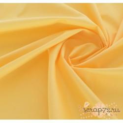 Однотонный хлопок, цвет кукурузный, 40*50см