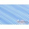 Хлопок Голубая полоска на белом, 53*50см