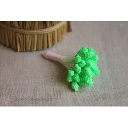 Тычинки махровые, зеленые, 30шт.