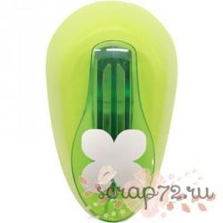 Дырокол фигурный HB 2.5 см №999 - цветок (4 лепестка)