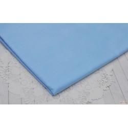Однотонный хлопок, цвет Нежно-голубой, 53*50см