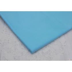 Однотонный хлопок, цвет Голубой, 53*50см