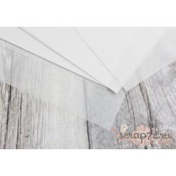 Калька прозрачная, 110 гр/м, 30х30см, 1 лист