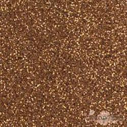 Фоамиран глиттерный 2 мм, шоколадный, 21х29см