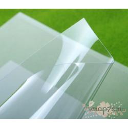 Прозрачная пленка для шейкеров А4 (21х29,7см), толщина 0,3мм