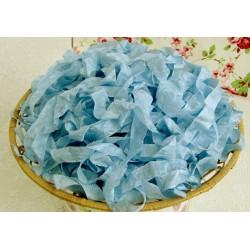 """Шебби-лента, цвет """"Королевский голубой"""", 1м"""