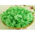 "Шебби-лента, цвет ""Весенний зеленый"", 1м"