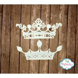 """РАСПРОДАЖА!!! Чипборд """"Королевские короны"""""""