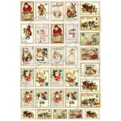 """Карточки """"Новый год-5"""", А4"""