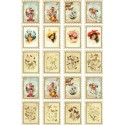 "Карточки ""Феи-4"", А4"