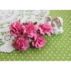 Гвоздика, цвет розовый, 2.5 см, 1шт.