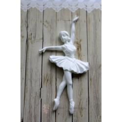 """Пластиковая фигурка """"Балерина"""", 80*40мм"""