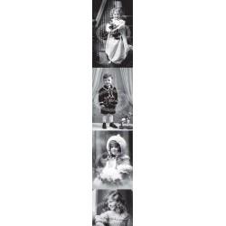 """Карточки """"Vintage1-pasek"""", 40.5*5.5см, 200гр/м"""