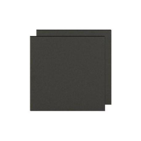 Дизайнерский картон 30,5*30,5см 2 листа ЧЕРНЫЙ