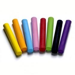 Набор цветных мелков для парчмента Яркие Цвета 8 шт.
