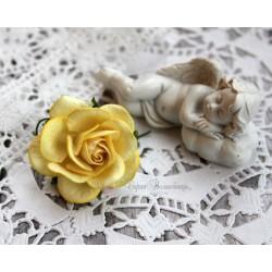 Роза Шпалера, цвет лимонный, 1цветок