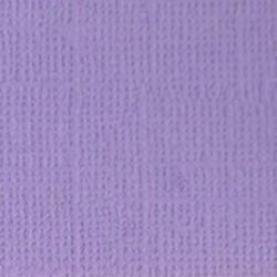 Кардсток текстурированный Душистая сирень (св.сиреневый), 30,5*30,5 см, 216 гр/м, 1л.