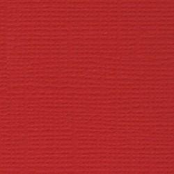 Кардсток текстурированный Алые паруса (т.красный), 30,5*30,5 см, 216 гр/м, 1л.