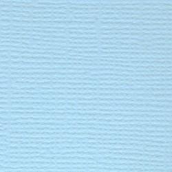 Кардсток текстурированный Летнее небо (св.голубой), 30,5*30,5 см, 216 гр/м, 1л.