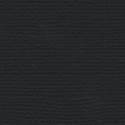 Кардсток текстурированный Вороной конь (чёрный), 30,5*30,5 см, 216 гр/м, 1л.