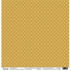 "Односторонняя бумага Непоседа ""Мальчишки"", 30.5х30.5 см, плотность 190 гр\м2."