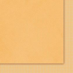 """Двусторонняя бумага """"Kapuśniaczek MINI 04"""", 30.5*30.5см, 200гр/м"""