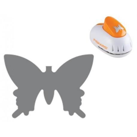 Дырокол фигурный: Бабочка 2,5см (M) Fiskars 5474F