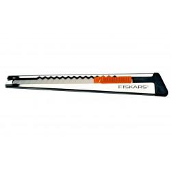 Нож канцелярский металлический 9 мм Flat Fiskars 1397F