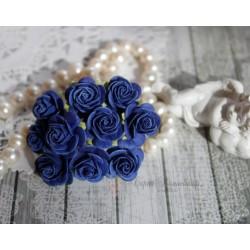 Роза Мальбери, цвет синий, 20мм, 1 цветок