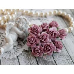 Роза Мальбери, цвет лиловый, 1 цветок