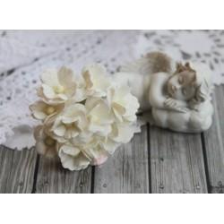 Лютик, слоновая кость, 1.5см, 10 цветочков