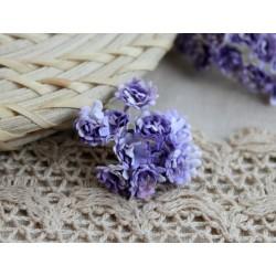 Гипсофила, цвет лиловый,  10мм, 10 цветочков