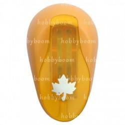 Дырокол фигурный HB 1 см №66 - кленовый лист