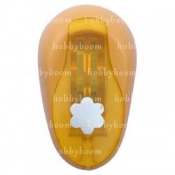 Дырокол фигурный HB 1 см №3 - цветок
