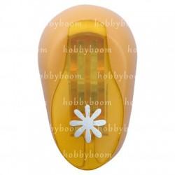 Дырокол фигурный HB 1 см №2 - маргаритка